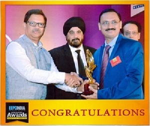 Special Trophy Engineering Process Outsourcing Services 2015 – 2016 by EEPC India